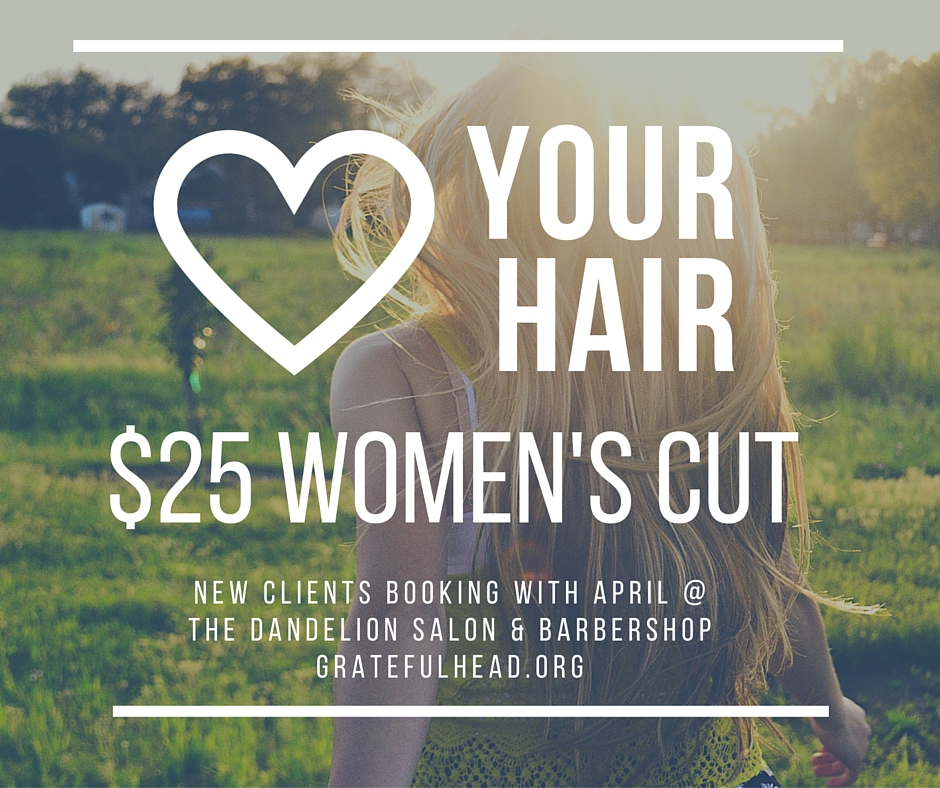 Haircut Promo w: Text 2.16
