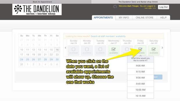 The_Dandelion_Salon_and_Barber_shop_Online_2