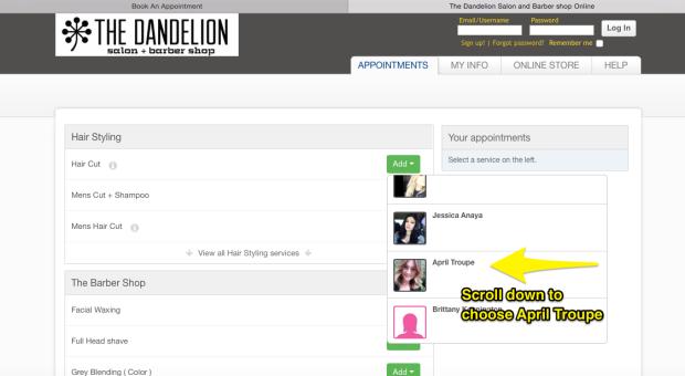 The_Dandelion_Salon_and_Barber_shop_Online_5