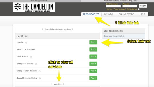 The_Dandelion_Salon_and_Barber_shop_Online_7