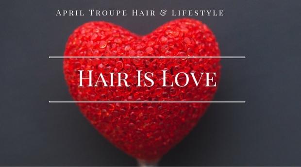 Hair Is Love FB App