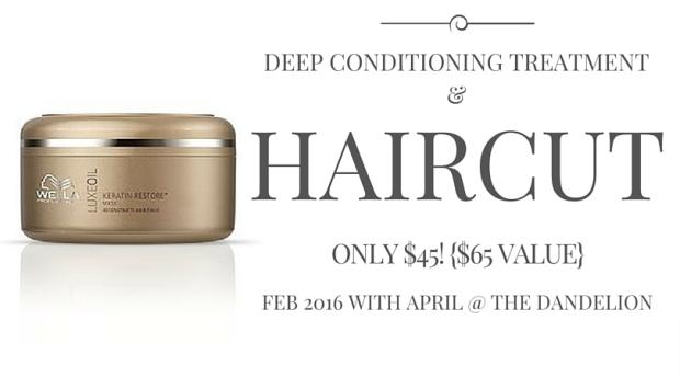 Haircut &Deep Conditioning Treatment-2